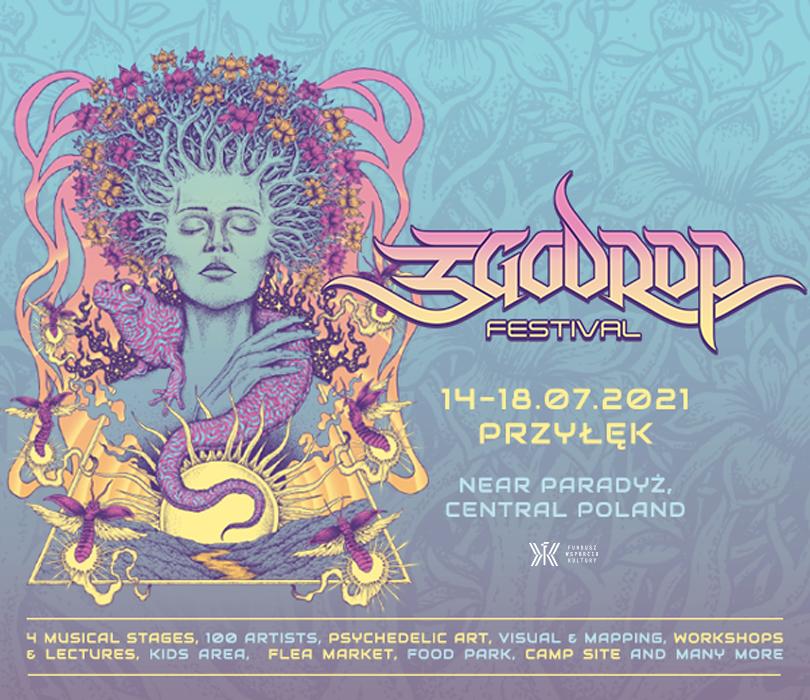 EGODROP FESTIVAL 2021 by GOADUPA