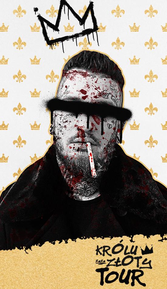 Bonson - Królu Złoty Tour