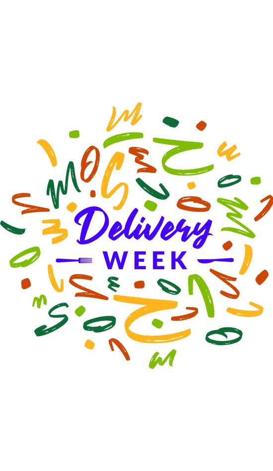 Podano do domu! Zamów i pomóż restauracjom z Delivery Week