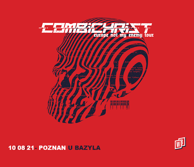 "COMBICHRIST ""Europe not my enemy tour"""