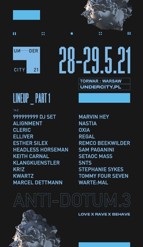 Undercity Festival 2021