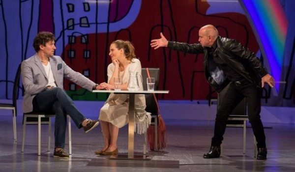 Going.   Zwariowana terapia - Teatr Komedia