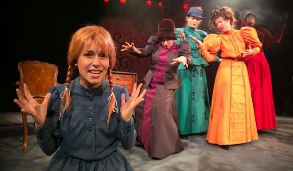 Going.   Ania z Zielonego Wzgórza - Teatr Groteska - Sala Kopułowa