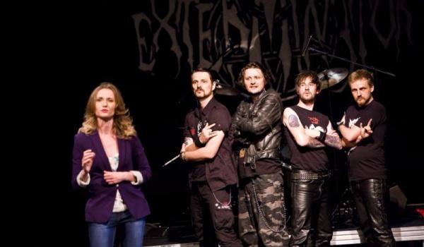 Going. | Exterminator. Komedia muzyczna - Teatr Dramatyczny m. st. Warszawy - Scena na Woli im. Tadeusza Łomnickiego