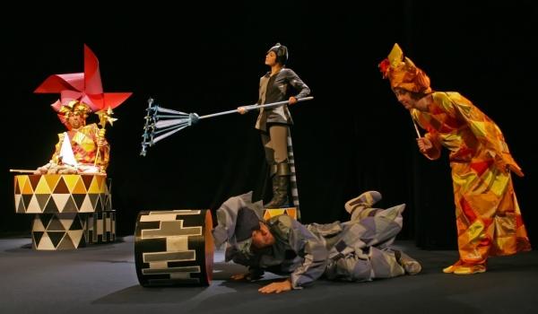 Going. | Kot w butach - Teatr Groteska - Sala Kopułowa