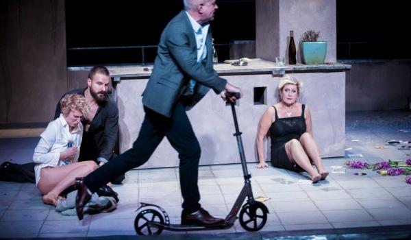 Going. | Kto się boi Virginii Woolf? - Teatr Polonia
