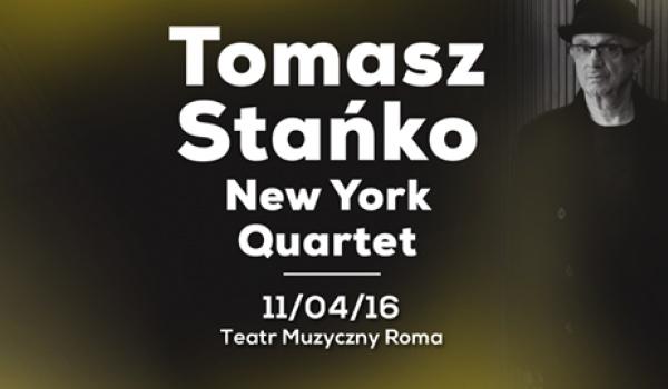 Going. | Tomasz Stańko New York Quartet - Teatr Muzyczny ROMA