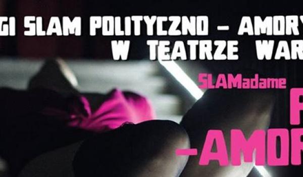 Going. | SLAMadame polityczno-amoryczny - Teatr WARSawy