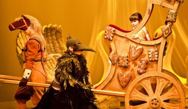 Going. | Królowa Śniegu - Teatr Syrena