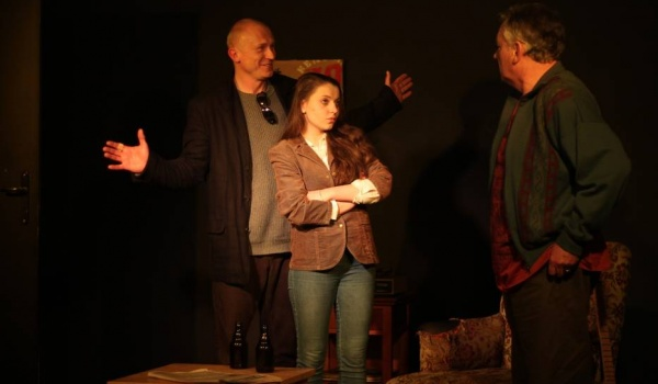 Going. | Rokendrol albo mów mi teściu - Mój Teatr