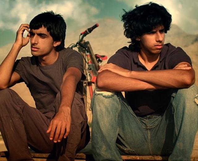 Going.   Przegląd Filmów Emirackich w Kinie Pod Baranami