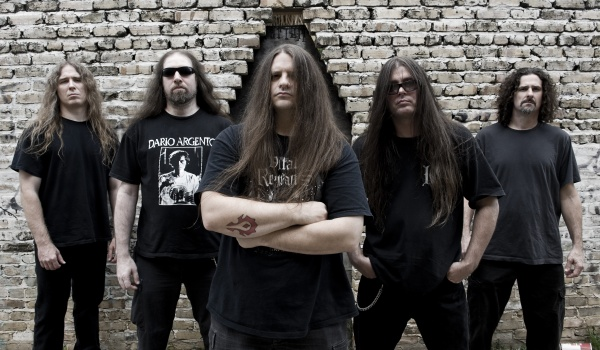 Going. | Cannibal Corpse / Krisiun / Hideous Divinity - Blue Note Poznań