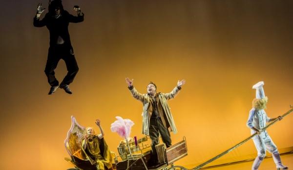 Going.   Królowa Śniegu - Teatr Narodowy - Scena Studio