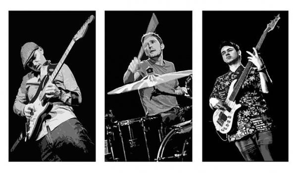 Going. | Mitch Laddie Band - Alligator  Poznań