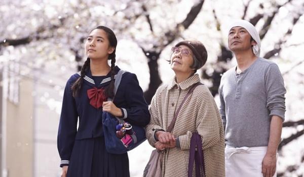 Going. | Kwiat wiśni i czerwona fasola - Kino Pod Baranami