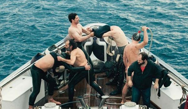Going. | Chevalier - Kino Pod Baranami