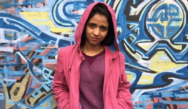 Going. | 13. MDAG: Sonita - Kino Luna