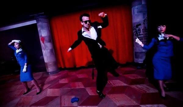Going. | Utalentowany Pan Ripley - Teatr Studio
