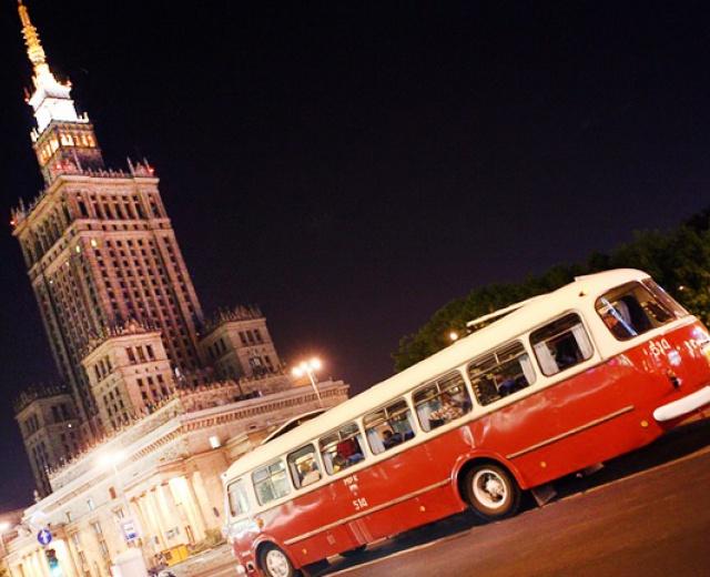 Going. | Noc Muzeów w Warszawie