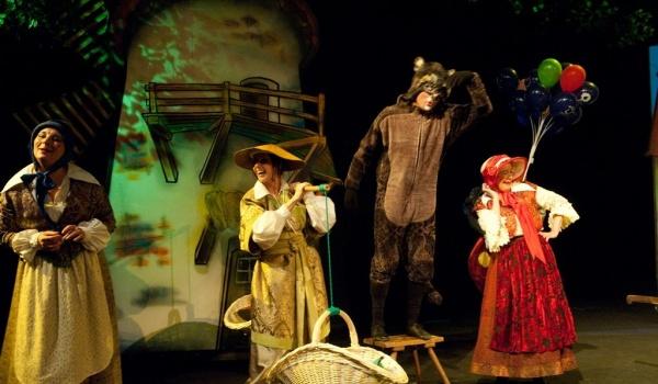 Going.   Kot W Butach - Teatr Rozrywki w Chorzowie - Duża Scena