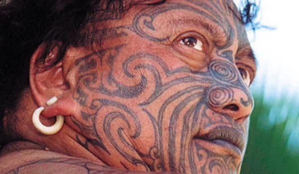 Going. | Skin Stories. Historie pisane na skórze - Muzeum Azji i Pacyfiku