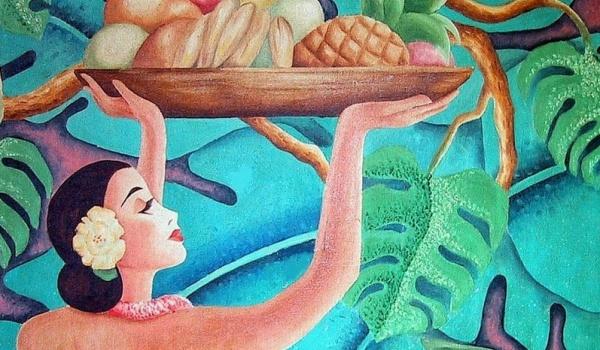 Going. | L??au. Tradycyjny Hawajska Kolacja - Steff Cafe Bar