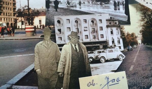 Going.   Aliyah DaDa - Kino Pod Baranami