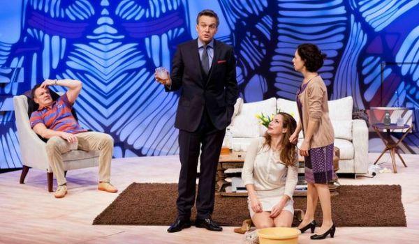 Going. | Bóg Mordu - Teatr 6. piętro