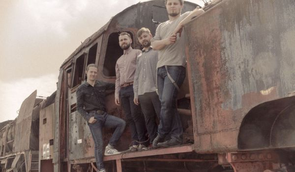 Going. | Jakub Wilak & The Cowboys / Coolturalny Stary Rynek - Scena na Quadro