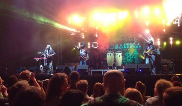 Going. | Festiwal Kultur Świata Globaltica - Dzień 2 - Park Kolibki w Orłowie