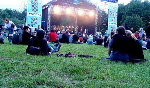 Going. | Festiwal Kultur Świata Globaltica - Dzień 4 - Park Kolibki w Orłowie