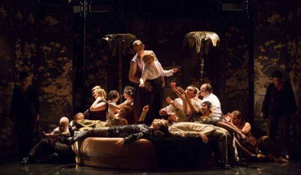 Going. | Cosi Fan Tutte (Tak Czynią Wszystkie) - Warszawska Opera Kameralna