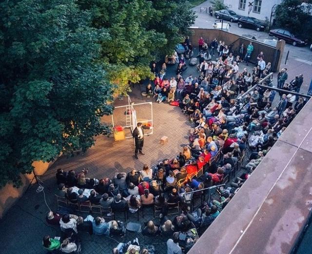 Going. | Festiwal Pociąg do Miasta