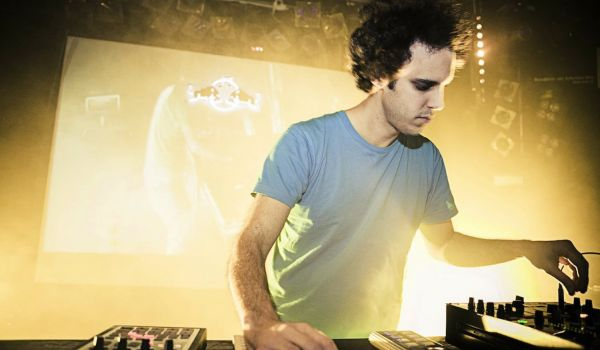 Going. | Four Tet - Electronic Beats Stage