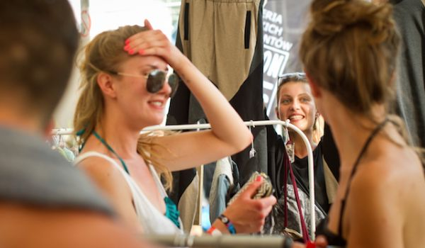 Going. | Audioriver Fashion Nights - Plaża nad Wisłą