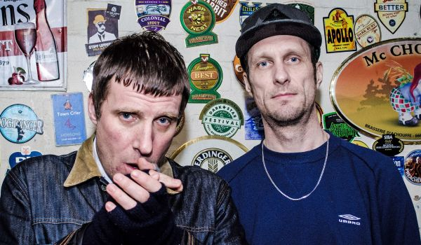 Going. | Sleaford Mods - Electronic Beats Stage