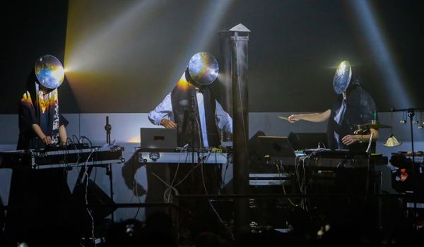 Going. | Pantha du Prince presents The Triad - Electronic Beats Stage