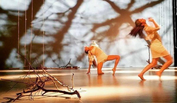 Going. | Festiwal Teatrów Tańca - Scena Wspólna