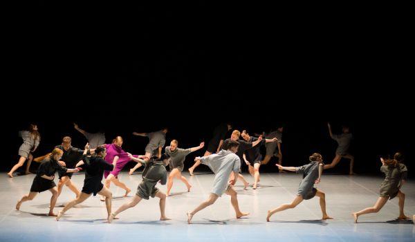 Going. | Festiwal Teatrów Tańca - Dziedziniec Urzędu Miasta Poznania