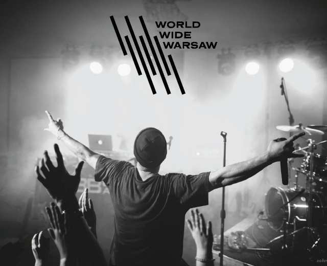 Going. | World Wide Warsaw 2017 / before parties