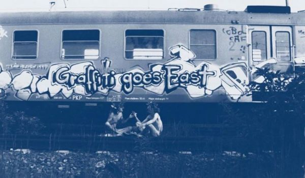 Going. | Graffiti Goes East 1990 - till infinity - The Cool Cat