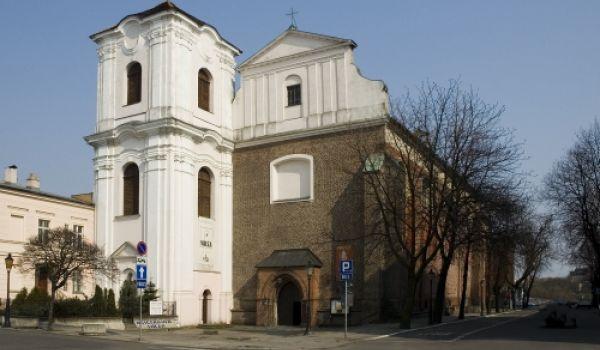Going.   EDD: Zakony i klasztory Starego Miasta - Kościół podominikański