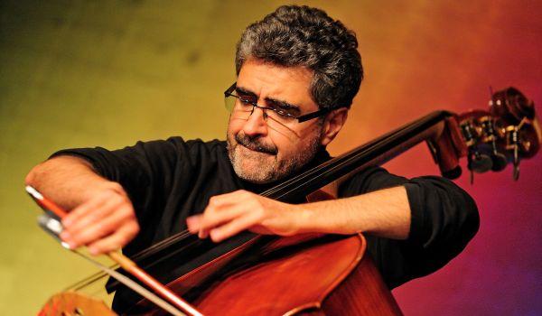 Going.   Renaud Garcia-Fons Trio - Narodowe Forum Muzyki