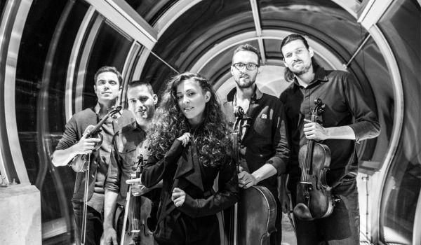 Going. | Natalia Kukulska & Atom String Quartet i Michał Dąbrówka - Teatr Syrena