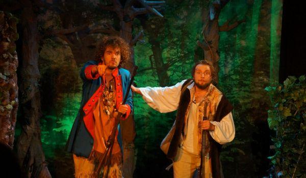 Going. | Robinson Crusoe - Teatr Współczesny