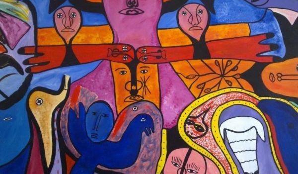 Going. | Haitańskie vodou bez tajemnic – prof. Kolankiewicz i prof. Kwaterko - Namiot Festiwalowy pod PKiN od ul. Świętokrzyskiej