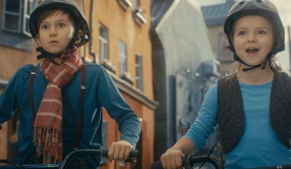 Going. | Kino dzieci: Biuro Detektywistyczne Lassego i Mai. - Kino Pod Baranami