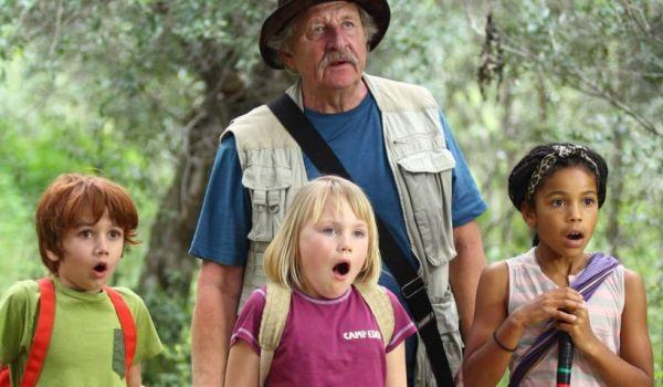 Going. | Kino dzieci: Kacper i Emma na safari - Kino Pod Baranami
