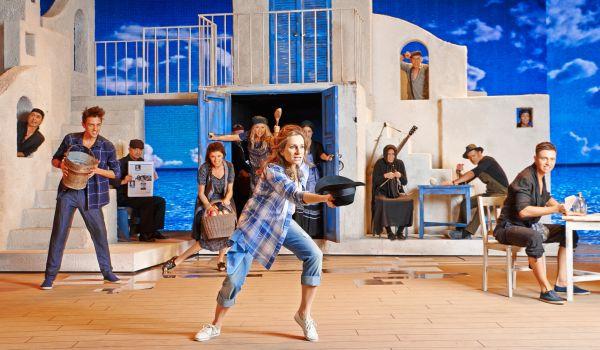 Going. | Mamma Mia! - Teatr Muzyczny ROMA