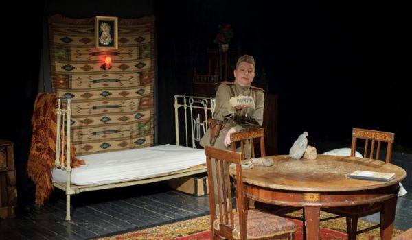 Going. | Zapiski Oficera Armii Czerwonej - Teatr Dramatyczny im. A. Węgierki w Białymstoku